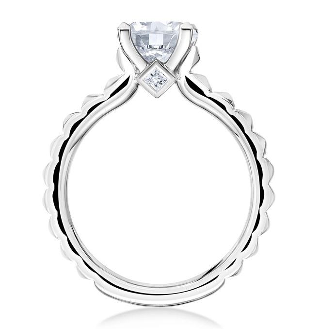Bagues de fiançailles par Karl Lagerfeld - Joaillerie fine - Luxe - Pierre précieuse