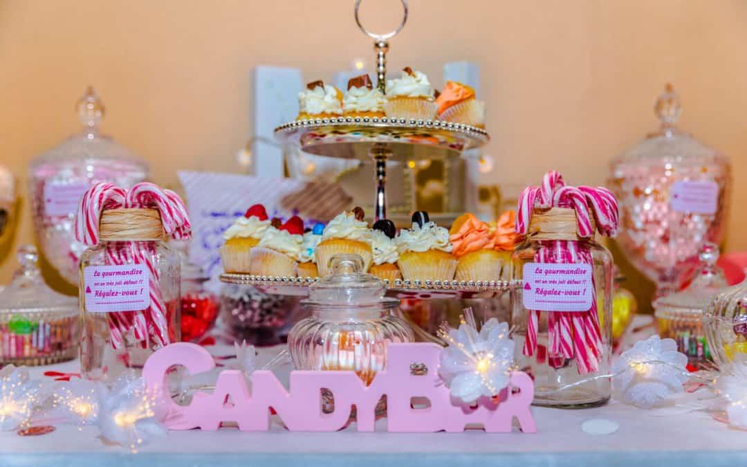 Tout savoir sur le Candy Bar de mariage