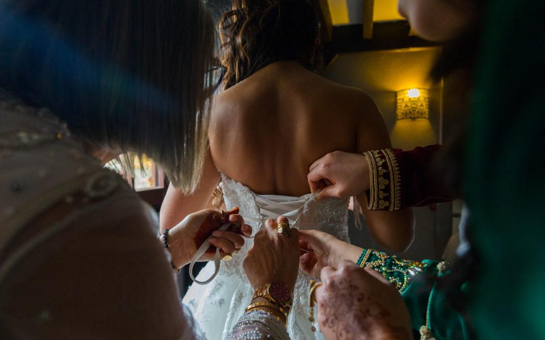 Mariage de Dounia et Olivier