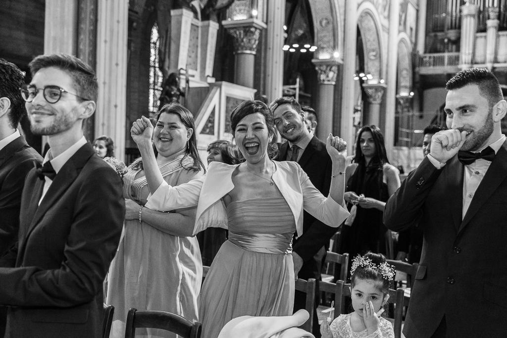 Mariage religieux -Église Saint Germain- Paris
