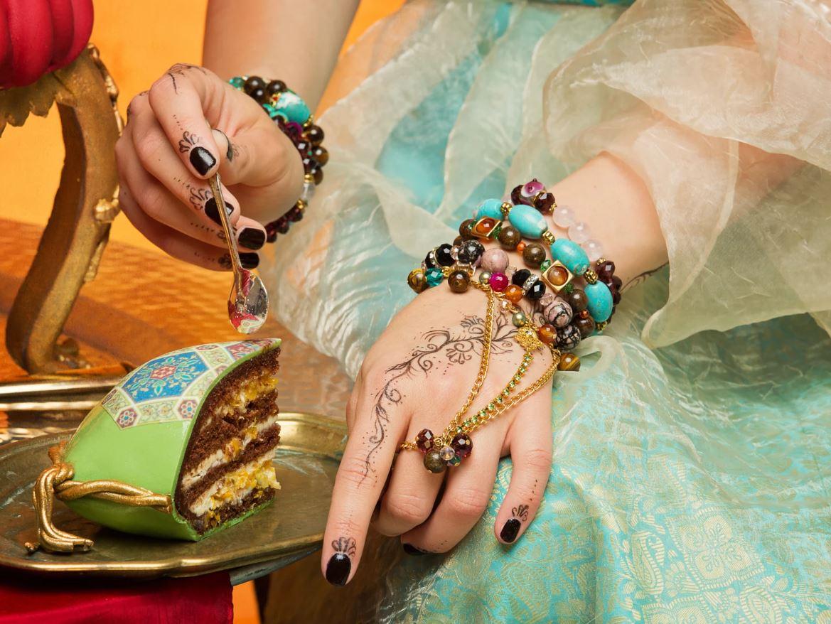 Cérémonie du henné - Les photos de Bela - Photographe de Mariage Paris et IDF